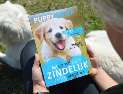 Handige boeken voor puppy-eigenaren
